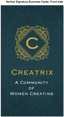Creatrix Cards #4 - Elegant