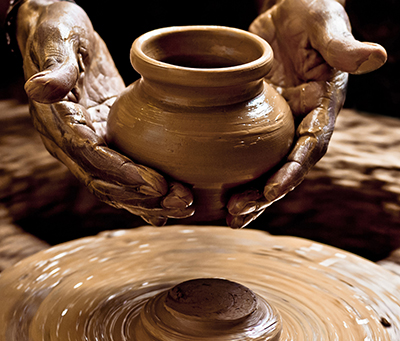 pottery 400